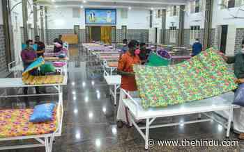 Coronavirus | Kerala tally shoots up to 41,953 - The Hindu