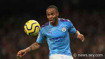 Raheem Sterling racially abused on Instagram less than 48 hours after football social media boycott ends - Sky News