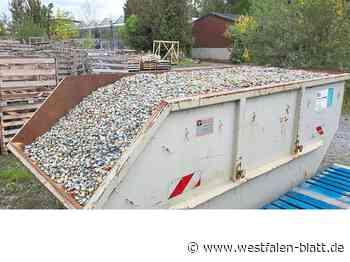 Delbrück: Kronkorken: Rekord in Delbrück erzielt