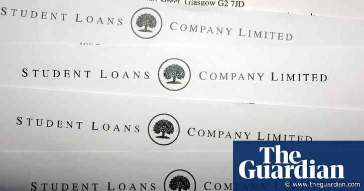 Student Loans Company holds £18.3m in overpayments made since 2015