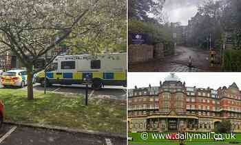 Police launch murder-suicide probe after London couple found dead in Harrogate hotel