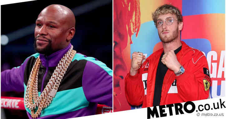 'I'll kill you motherf***er!' – Floyd Mayweather and Jake Paul involved in heated brawl at press conference