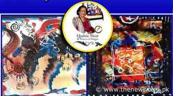 Eminent painter Qudsia Nisar remembered - The News International