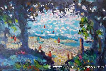 ARTS AROUND: New exhibit at Rollin Art Centre features Port Alberni painter - Alberni Valley News