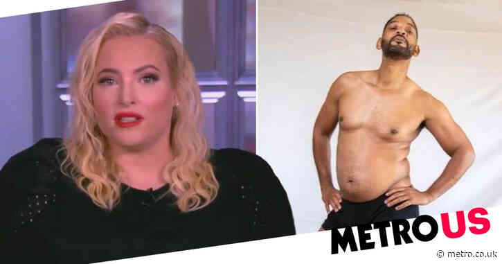 Yes, Meghan McCain really said Will Smith can 'get it anytime he wants'