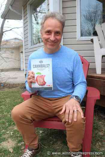 Niverville Author explores social cannibalism - The Carillon - Winnipeg Free Press