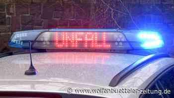 Autofahrerin verletzt sich bei Unfall nahe Cremlingen leicht - Wolfenbütteler Zeitung