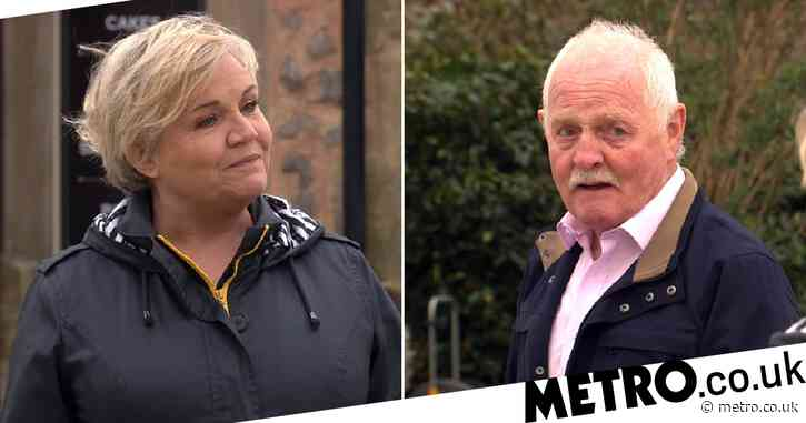 Emmerdale spoilers: Major couple splits as Brenda Walker dumps Eric Pollard