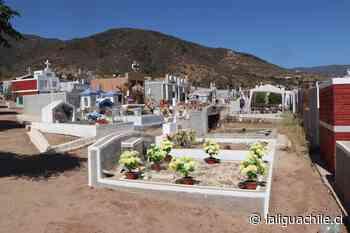 En fase 2: Cementerio de Valle Hermoso funcionará de lunes a viernes – El Diario de La Ligua - El Diario de La Ligua