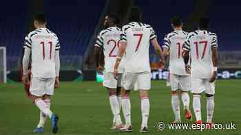 Man Utd reach UEL final despite loss to Roma