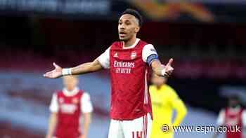 Villarreal oust Arsenal, set up UEL final vs. Man United