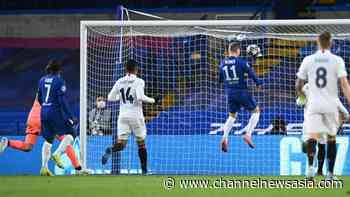 Football: Chelsea outclass Real Madrid to reach Champions League final - CNA