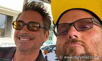 Robert Downey Jr. mourns longtime assistant Jimmy Rich who died in fatal car accident at age 52