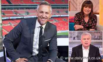 Gary Lineker's £5m own goal over massive tax bill - but will he win appeal like Lorraine Kelly?