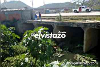 Protección Civil Guanta revisa quebrada La Culebra de cara a las próximas lluvias - Diario El Vistazo
