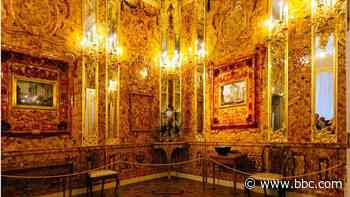 The Amber Room stolen by Nazis