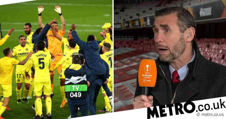 Martin Keown says Villarreal boss Unai Emery was 'too smart' for Mikel Arteta after Arsenal's Europa League exit