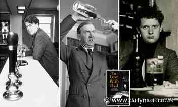 Booze made Dylan Thomas bark like a dog and left Kingsley Amis barely able to walk