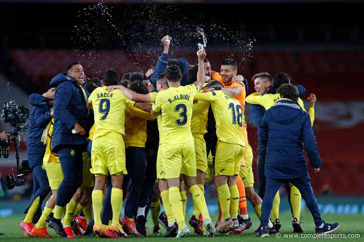 Europa: Chukwueze Goes Off Injured As Villarreal Knock Arsenal Out, Set Up Final Clash Vs Manchester United