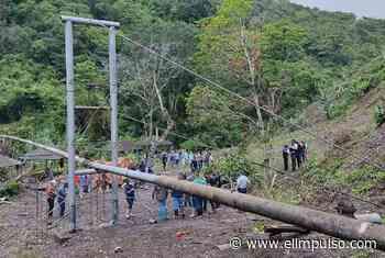 Más de 60 metros de tubería fueron sustituidos en la Quebrada de Guaja del municipio Andrés Eloy Blanco - El Impulso