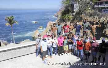 Apuesta Manuel Negrete a la reactivación de La Quebrada - El Sol de Acapulco