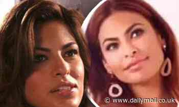 Eva Mendes, 47, used think her face looked weird' but now she 'loves' it