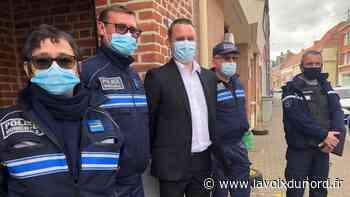 Orchies : une recrue renforce l'effectif de la police municipale - La Voix du Nord