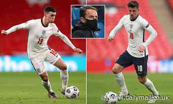 IAN LADYMAN: With pace, poise and power, Phil Foden and Mason Mount are gems of England youth system