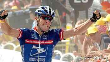 Lance Armstrong soll Motor-Doping benutzt haben - BLICK