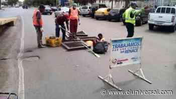 Limpian drenajes y canales para prevenir inundaciones en Puerto La Cruz - El Universal (Venezuela)