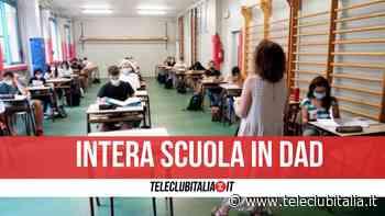 Marcianise, Covid tra gli studenti: chiusa l'intera scuola. Tredici docenti in quarantena - Teleclubitalia.it
