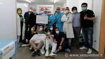 Marcianise, notte di vaccini AstraZeneca a 2478 ragazzi under 30 - Vesuvio Live