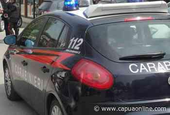 Marcianise: Inseguimento dei carabinieri nei pressi dell'outlet 'La Reggia', beccati tre malviventi - Capuaonline.com