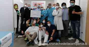 La notte dell'Open Day Astrazeneca a Marcianise: somministrate quasi tremila dosi di vaccini - Cronache della Campania