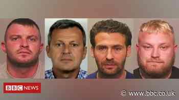 Fifth member of North East drugs gang jailed