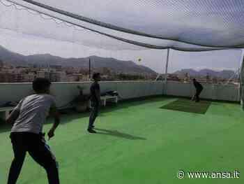 Sport: multimpianto per ragazzi in terrazza stabile Palermo - Sicilia - Agenzia ANSA