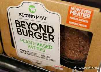 Beyond Meat heeft last van gesloten restaurants