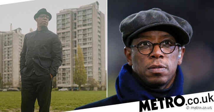 Ian Wright details moment his mum said she wished she'd had termination in harrowing childhood abuse documentary