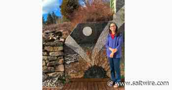 COMMUNITY HERO: Creation of pebble murals a new passion for Antigonish County's Nancy Turniawan   Saltwire - SaltWire Network