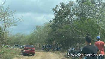 Asesinan a dos mototaxistas en una trocha de Piojó - EL HERALDO