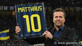 """Matthaus: """"L'Inter è forte quanto la mia, ma in questa non giocherei"""""""