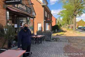 Brasserie in Lille mag terras niet plaatsen door wegenwerken - Gazet van Antwerpen