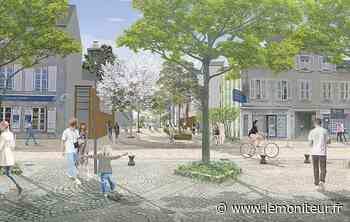 Loiret : Olivet veut se doter d'un centre-bourg - Moniteur