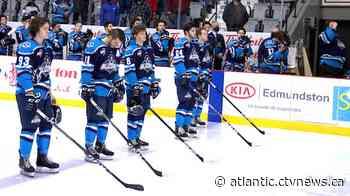 Edmundston junior hockey team cancels season due to COVID-19 outbreak - CTV News Atlantic