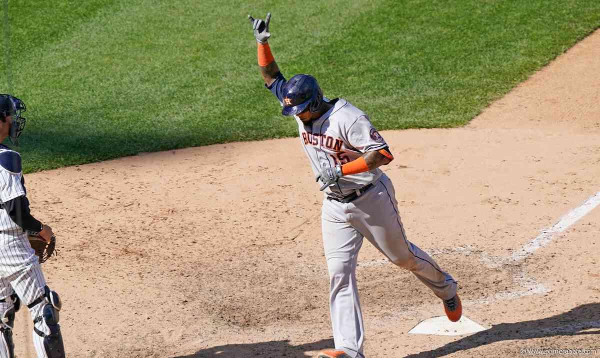 Machete Maldonado y Altuve sacuden jonrones en la victoria de los Astros contra los Yankees - Primera Hora