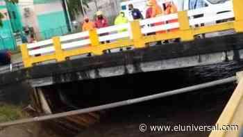 Fuertes lluvias anegaron cinco sectores en Maturín - El Universal (Venezuela)