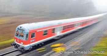 Störung an der Bahnstrecke zwischen Lindau und Hergatz - Schwäbische