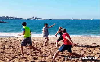 Korsaires Ultimate Frisbee samedi 22 mai 2021 - Unidivers