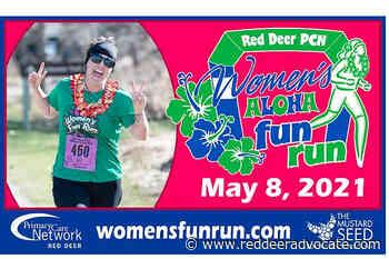 Women's Fun Run goes ahead this weekend - Red Deer Advocate