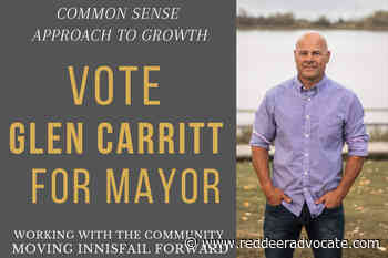 Innisfail beefs up election sign regulations – Red Deer Advocate - Red Deer Advocate